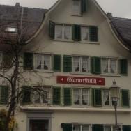 Glarus: mit viel Regen ;-)