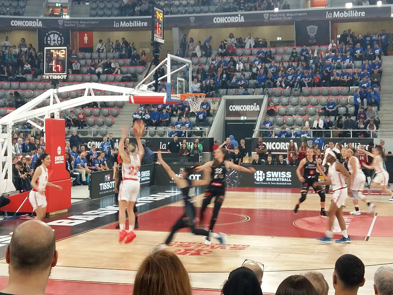 Finales basket 2019